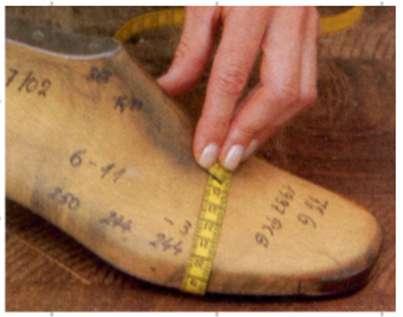 Как сделать колодку для обуви своими руками для обуви